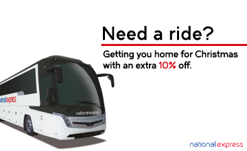 National Express Ad